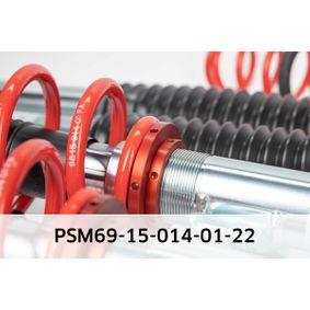 Kit de suspensión de muelles y amortiguadores (PSM69-15-014-01-22) fabricante EIBACH para SEAT Ibiza IV ST (6J8, 6P8) año de fabricación 05/2015, 90 CV Tienda online