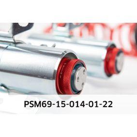 PSM69-15-014-01-22 EIBACH Kit amortiguador - SEAT IBIZA 11/2015