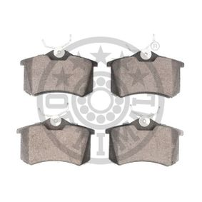 OPTIMAL Bremsbelagsatz, Scheibenbremse 20961 für bestellen
