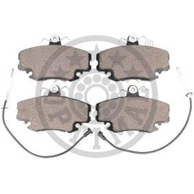 OPTIMAL Bremsbelagsatz, Scheibenbremse 7701201773 für RENAULT, PEUGEOT, CITROЁN, DACIA, LADA bestellen