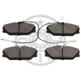 OPTIMAL Bremsbelagsatz, Scheibenbremse 7701203070 für RENAULT, RENAULT TRUCKS bestellen