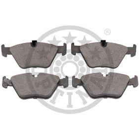 OPTIMAL Bremsbelagsatz, Scheibenbremse 34111164330 für BMW, ALPINA bestellen