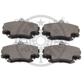 Bremsbelagsatz BP-10342 OPTIMAL
