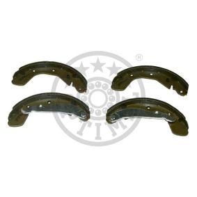 Bremsbelagsatz, Scheibenbremse OPTIMAL Art.No - BP-12144 OEM: 77362236 für FIAT, CITROЁN, ALFA ROMEO, LANCIA, FSO kaufen