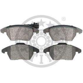 OPTIMAL Kit de plaquettes de frein, frein à disque 3C0698151D pour VOLKSWAGEN, AUDI, SEAT, SKODA acheter