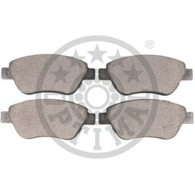 OPTIMAL Bremsbelagsatz, Scheibenbremse 77364517 für FIAT, ALFA ROMEO, LANCIA, ABARTH bestellen