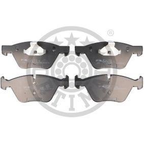Bremsbelagsatz, Scheibenbremse OPTIMAL Art.No - BP-12384 OEM: 34116777772 für BMW, ALPINA kaufen