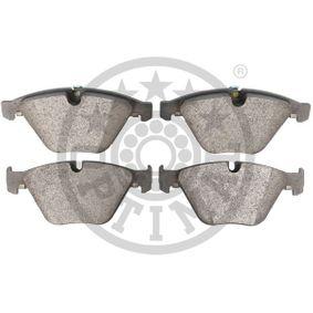 OPTIMAL Bremsbelagsatz, Scheibenbremse 34116794917 für BMW, MINI bestellen
