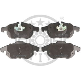 Bremsbelagsatz, Scheibenbremse OPTIMAL Art.No - BP-88800 OEM: 93185751 für OPEL, RENAULT, FIAT, HONDA, CHEVROLET kaufen