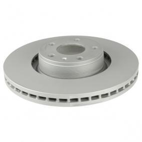 Bremsscheibe OPTIMAL Art.No - BS-7536HC OEM: 4F0615301E für VW, AUDI, SKODA, SEAT kaufen