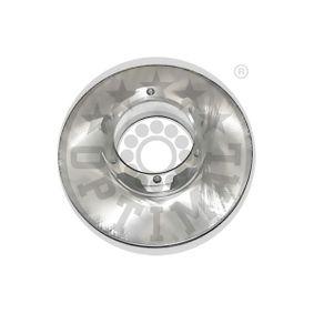 Bremsscheibe OPTIMAL Art.No - BS-7816C OEM: 6684210112 für MERCEDES-BENZ, MAN kaufen