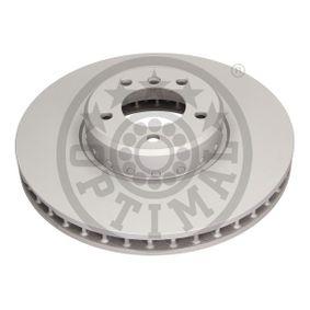 Bremsscheibe OPTIMAL Art.No - BS-9316HC OEM: 34116779467 für BMW kaufen