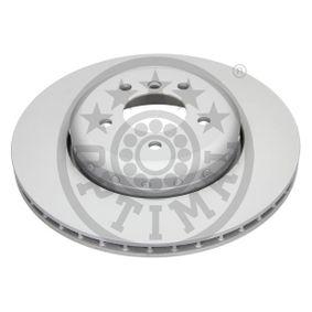 Bremsscheibe OPTIMAL Art.No - BS-9356HC OEM: 34216763827 für OPEL, BMW kaufen