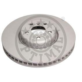 Bremsscheibe OPTIMAL Art.No - BS-9366HC OEM: 34116860912 für BMW kaufen