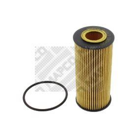 Luftfilter MAPCO Art.No - 64912 OEM: 06K115562 für VW, AUDI, SKODA, SEAT, CUPRA kaufen