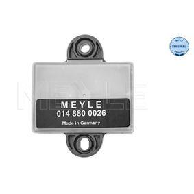 E-Class Saloon (W212) MEYLE Control unit, glow plug system 014 880 0026
