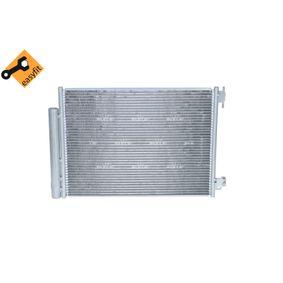 4535000054 für MERCEDES-BENZ, RENAULT, SMART, Kondensator, Klimaanlage NRF (350357) Online-Shop