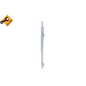 NRF Kondensator, Klimaanlage 350357