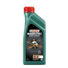 TOYOTA Car oil from CASTROL high-quality