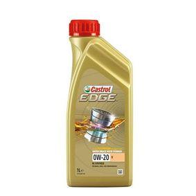 SAE-0W-20 Двигателно масло от CASTROL 15BA10 оригинално качество