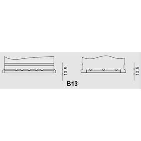 1U2J10655C4A für FORD, Starterbatterie IPSA (TP55) Online-Shop