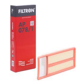 GRANDE PUNTO (199) FILTRON Filtro de aire AP 078/1