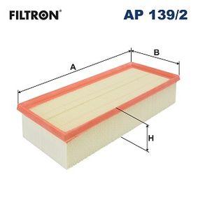 Vzduchovy filtr FILTRON (AP 139/2) pro SKODA OCTAVIA ceny