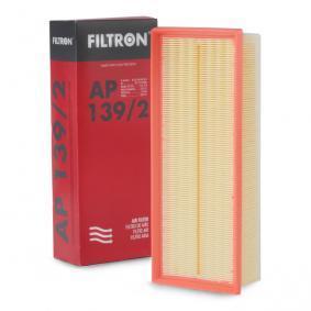 TOURAN (1T1, 1T2) FILTRON Luftfilter AP 139/2