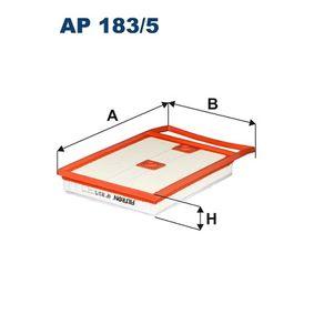Filtro de aire FILTRON (AP 183/5) para SEAT IBIZA precios