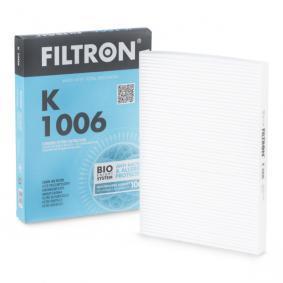 1H0091800 für VW, AUDI, SKODA, SEAT, PORSCHE, Filter, Innenraumluft FILTRON (K 1006) Online-Shop