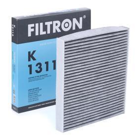 5Q0819653 für VW, AUDI, SKODA, SEAT, MAN, Filter, Innenraumluft FILTRON (K 1311A) Online-Shop