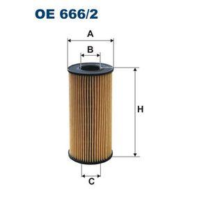 FILTRON Oil Filter OE 666/2
