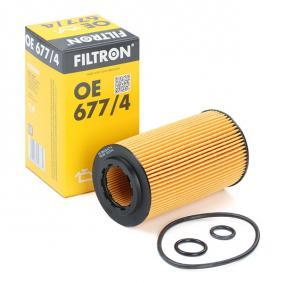 A1121840425 für MERCEDES-BENZ, Ölfilter FILTRON (OE 677/4) Online-Shop