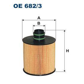 FILTRON FIAT GRANDE PUNTO Interruptor de elevalunas (OE 682/3)