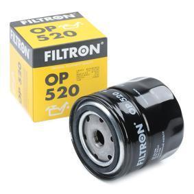 116440603000 für FIAT, ALFA ROMEO, LANCIA, Ölfilter FILTRON (OP 520) Online-Shop