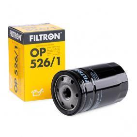034115561A for VW, AUDI, SKODA, SEAT, SMART, Oil Filter FILTRON (OP 526/1) Online Shop