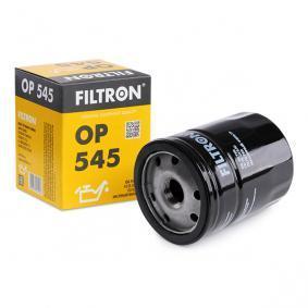 60810852 für FIAT, ALFA ROMEO, LANCIA, Ölfilter FILTRON (OP 545) Online-Shop