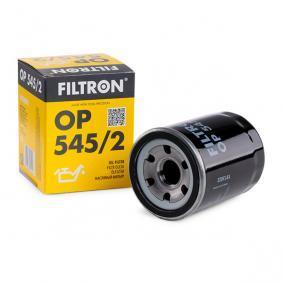 PUNTO (188) FILTRON Oil filter OP 545/2