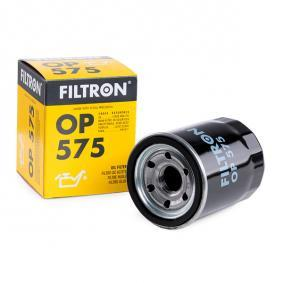 650134 for VAUXHALL, OPEL, FIAT, ALFA ROMEO, LANCIA, Oil Filter FILTRON (OP 575) Online Shop