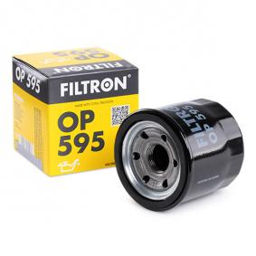 2 (DY) FILTRON Oil filter OP 595