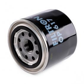 FILTRON OP 617 Маслен филтър OEM - RFY514302 MAZDA, MERCURY евтино