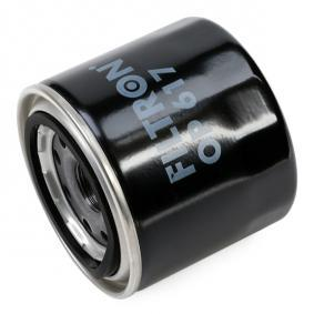 Oil filter FILTRON (OP 617) for MAZDA 5 Prices