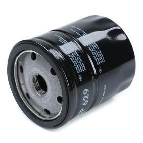 FILTRON OP 629 Filtre à huile OEM - 5008721 FORD, GEO à bon prix