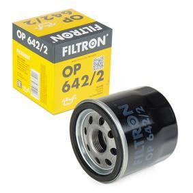 TWINGO II (CN0_) FILTRON Motorölfilter OP 642/2
