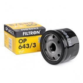 FILTRON RENAULT TWINGO Ölfilter (OP 643/3)