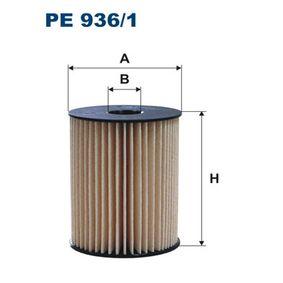 FILTRON OPEL ASTRA Filtro de combustible (PE 936/1)