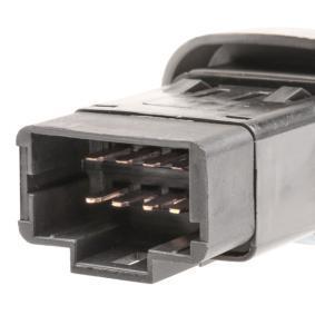 TOPRAN RENAULT CLIO Warnblinkschalter (701 788)
