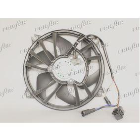 Cooling fan assembly 0503.2011 FRIGAIR