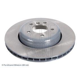 Bremsscheibe BLUE PRINT Art.No - ADB114369 OEM: 34216763827 für OPEL, BMW kaufen
