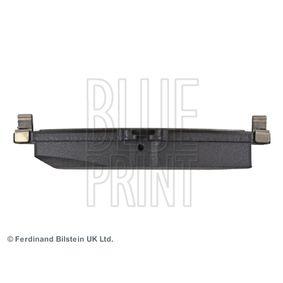 BLUE PRINT Bremsbelagsatz, Scheibenbremse A0084200420 für MERCEDES-BENZ bestellen